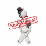 Christmas Snowman Mascot Costume Hot Sale