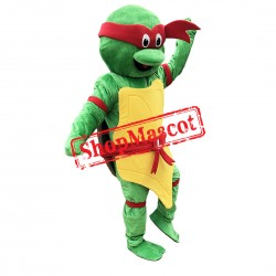 High Quality Teenage Mutant Ninja Turtle Mascot Costume