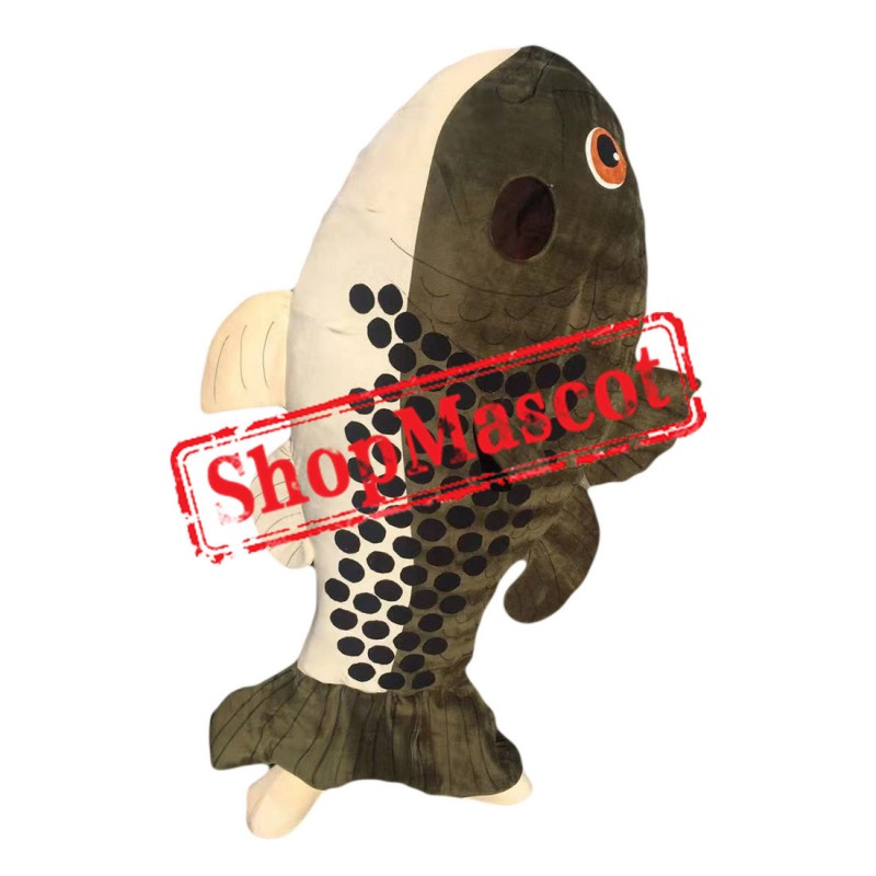 High Quality Salmon Fish Mascot Costume