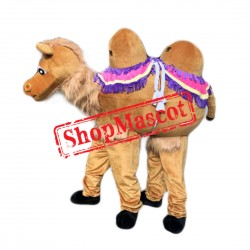 High Quality Camel Mascot Costume