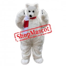 High Quality Polar Bear Mascot Costume