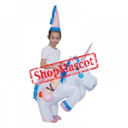 Blow Up Costumes For Kids Inflatable Unicorn Costume Halloween Suit