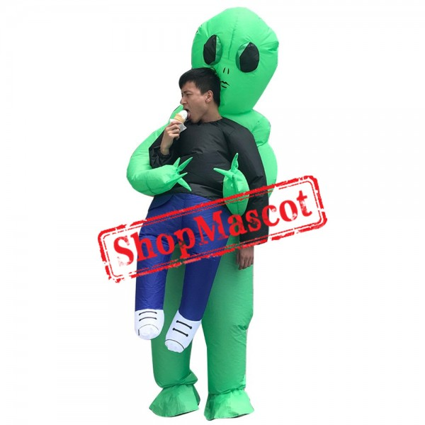 Inflatable Et Blow Up Halloween Costumes For Adults & Kids