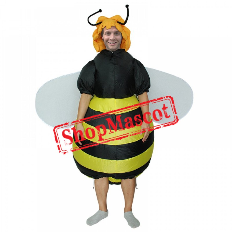 Inflatable Blow Up Bees Costume Halloween Costumes For Adult