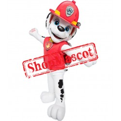 Top Quality Paw Patrol Marshall Mascot Costume