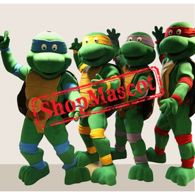Top Quality Ninja Turtles Mascot Costume