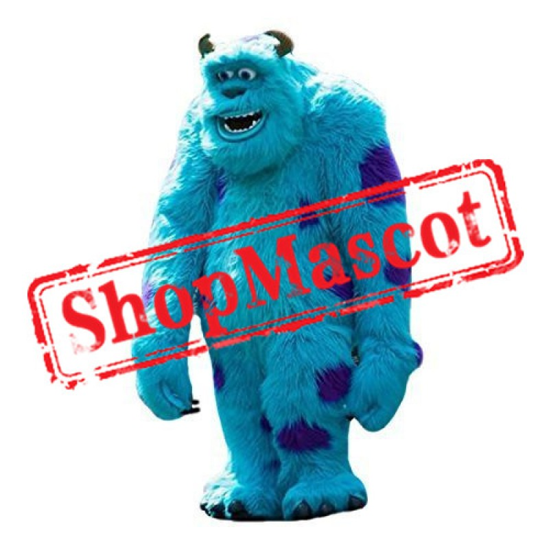 Top Quality Monster Sulley Mascot Costume