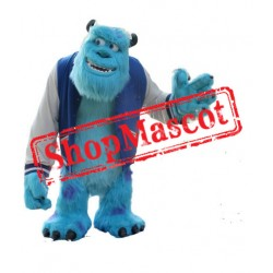High Quality Monster Sulley Mascot Costume