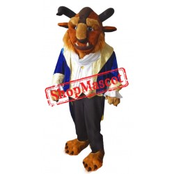 Top Quality The Beast Mascot Costume