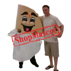 Happy Taco Mascot Costume
