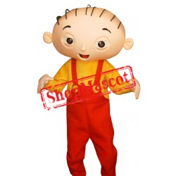 Family Guy Stewie Mascot Costume Adult Costume