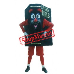 High Quality Bible Mascot Costume