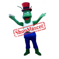 Cheap Grasshopper Mascot Costume