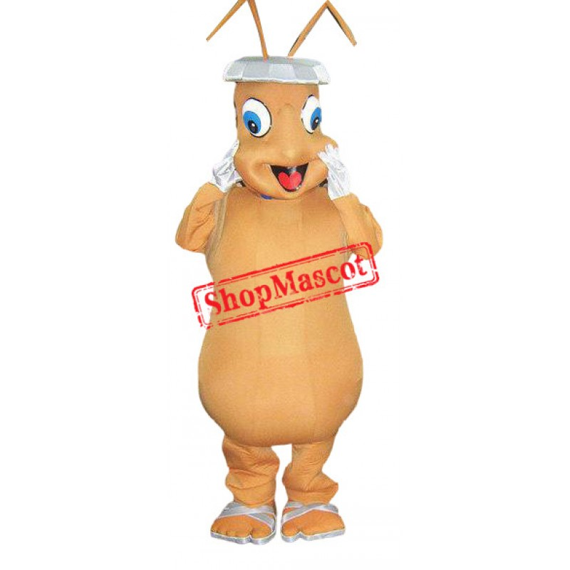 Super Cute Ant Mascot Costume