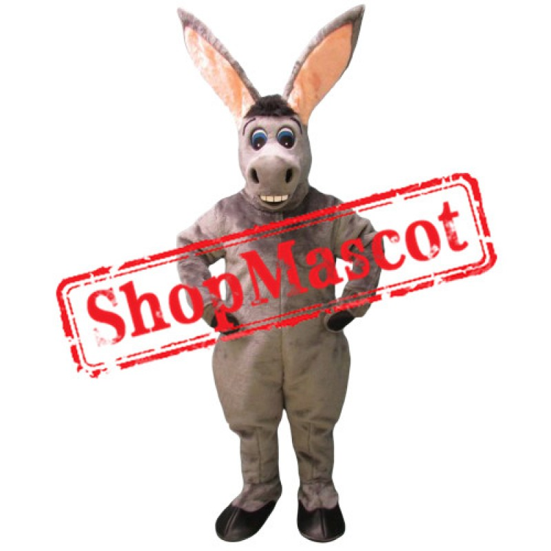 Top Quality Dopey Donkey Mascot Costume