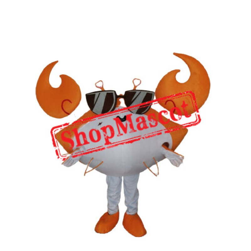 Cheap Crab Mascot Costume