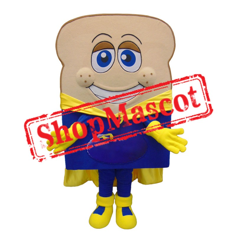 Happy Bakery Mascot Costume