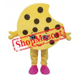 Cheap Cookie Mascot Costume