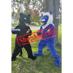 Best Quality Black Panther Mascot Costume