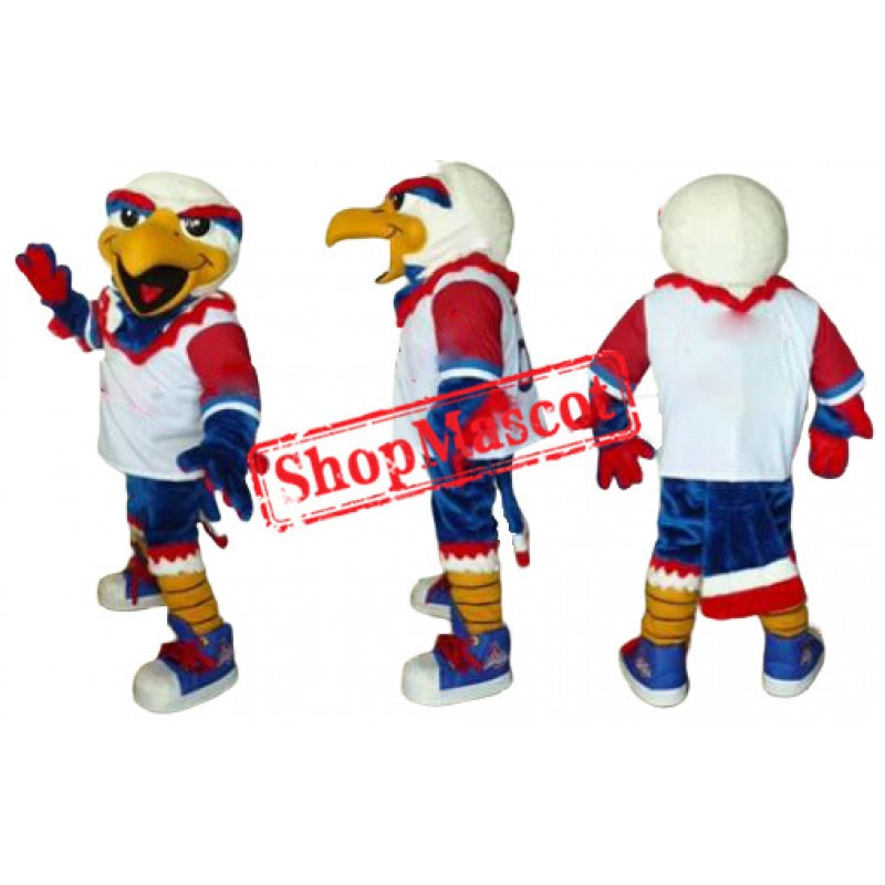 Sport Lightweight University Eagle Mascot Costume