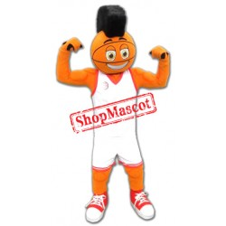 Basketball Man Mascot Costume