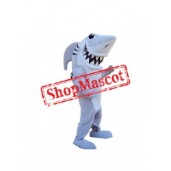 Power Fierce Shark Mascot Costume
