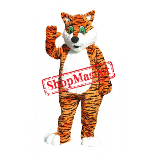 Lovely Deluxe Tiger Mascot Costume
