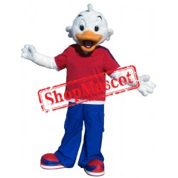 Happy Duck Mascot Costume