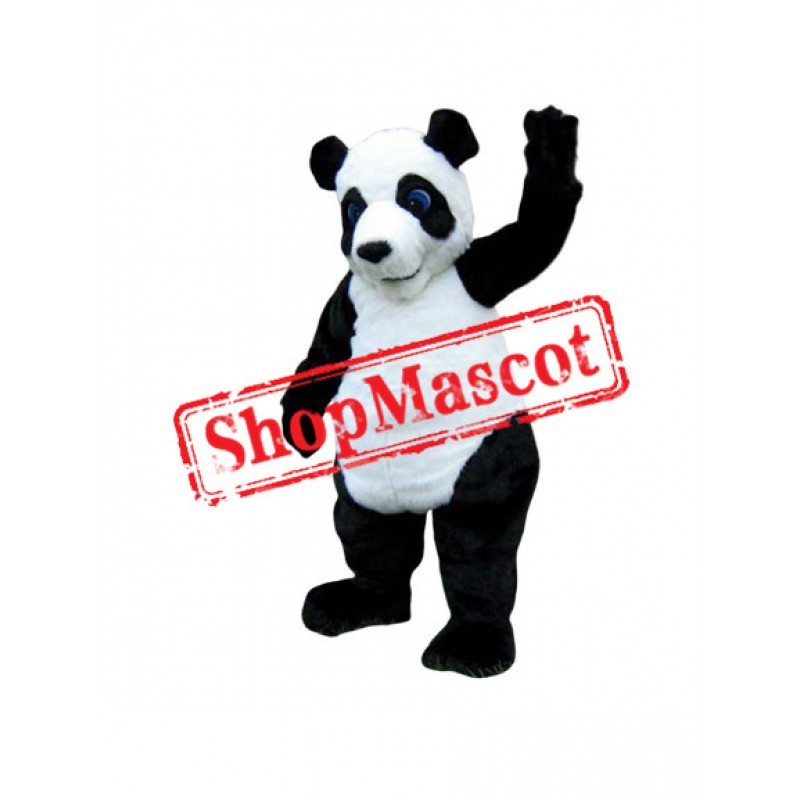 Super Lovely Panda Mascot Costume