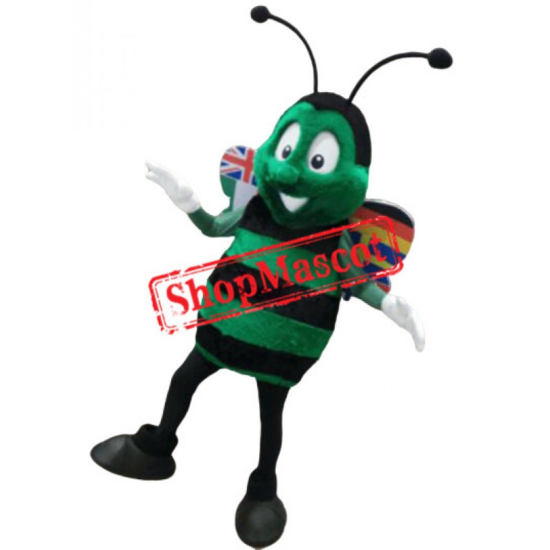School Bee Mascot Costume