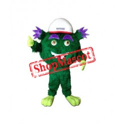 Happy Monster Mascot Costume