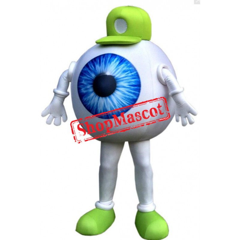 Cheap Eyeball Mascot Costume Free Shipping