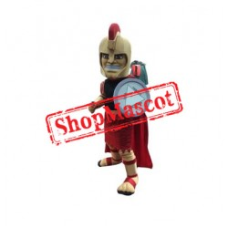 High Quality Gladiator Mascot Costume
