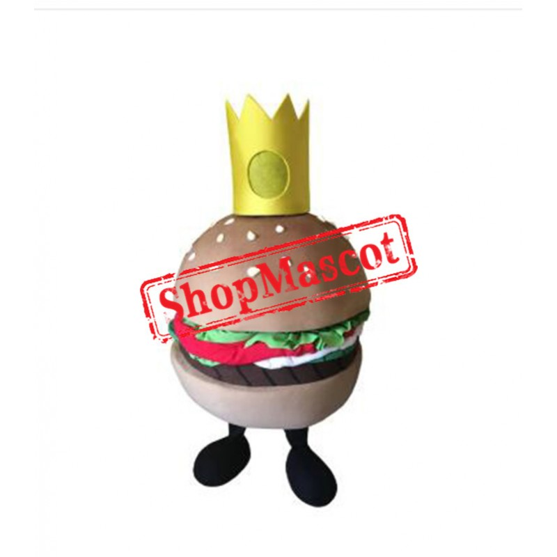 Burger King Mascot Costume