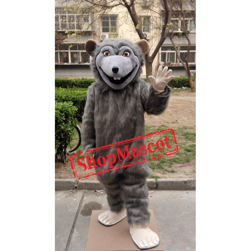 Rat Mouse Mascot Costume