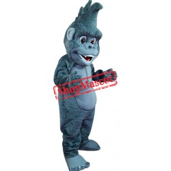 Friendly Gorilla Mascot Costume
