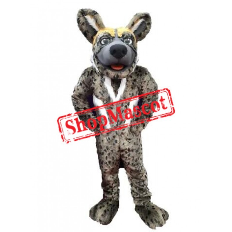 High Quality Wild Dog Mascot Costume