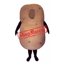 Yummy Potato Mascot Costume