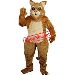 Deluxe House Cat Mascot Costume