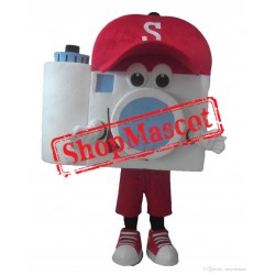 Cheap Camera Mascot Costume
