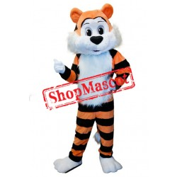 Super Cute Animal Tiger Mascot Costume