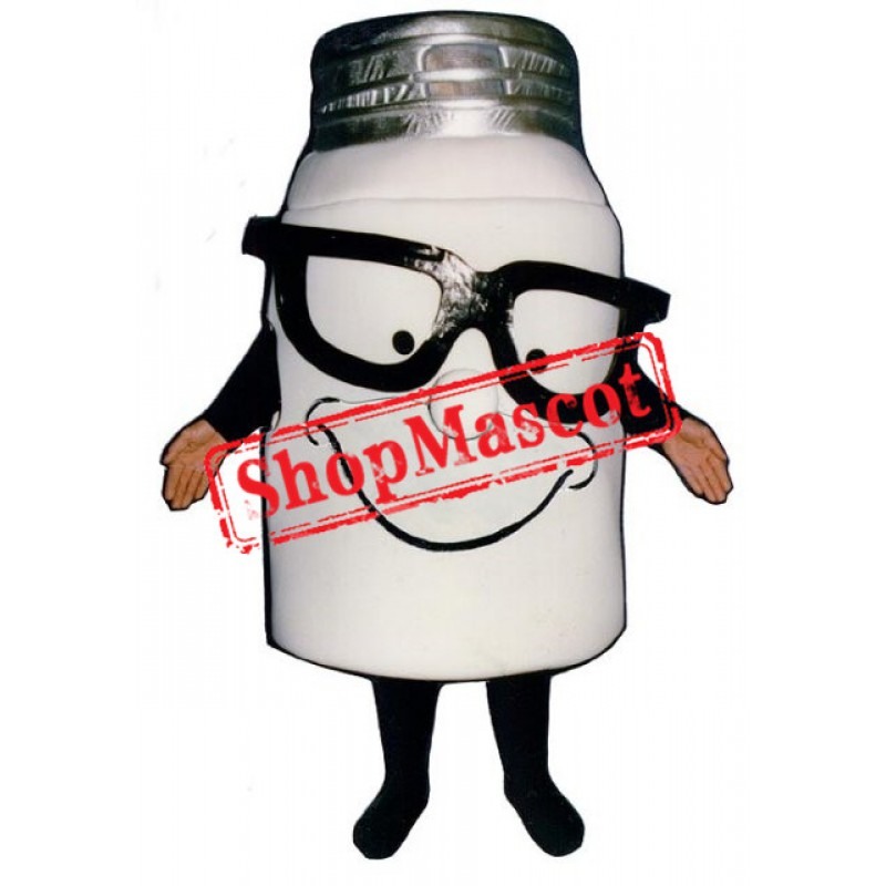 Cute Jar Mascot Costume