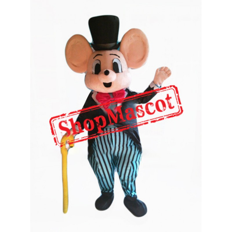 Mr Mouse Mascot Costume