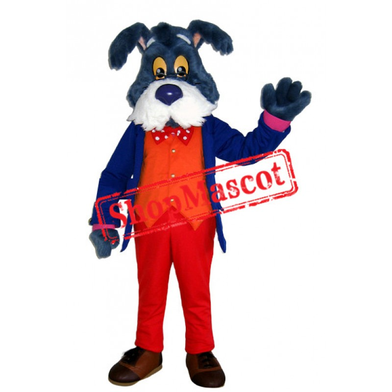 Mr Barker Dog Mascot Costume