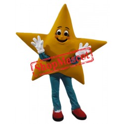 Top Quality Star Mascot Costume