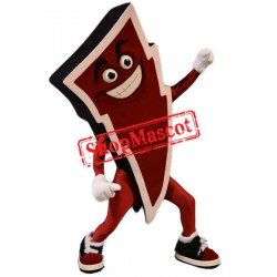 Lightning Bolt Mascot Costume