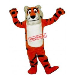 Super Lovable Tiger Mascot Costume