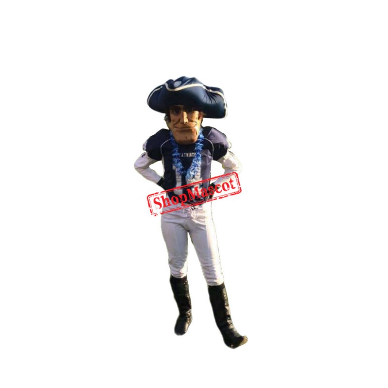 Top Quality Patriot Mascot Costume