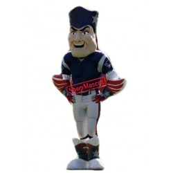 Pat Patriot Mascot Costume