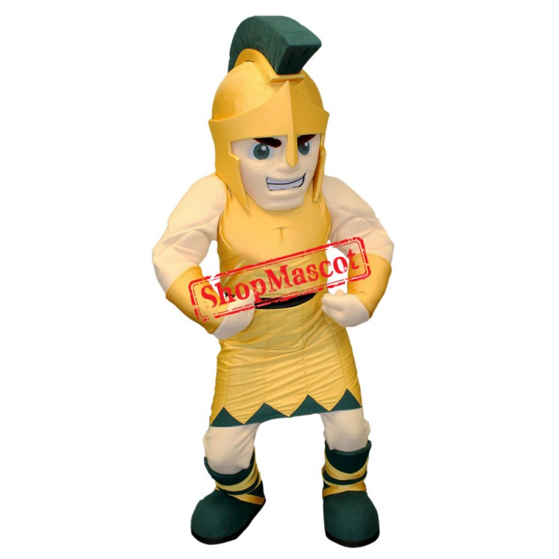 High School Spartan Mascot Costume Free Shipping